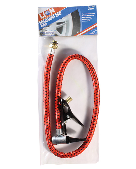 Foot Pump Replacement Hose