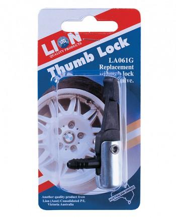 Thumb Lock Valve