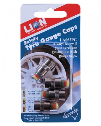Safety Tyre Caps