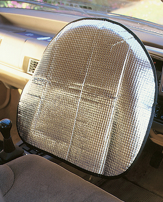 Steering Wheel Sun Cover