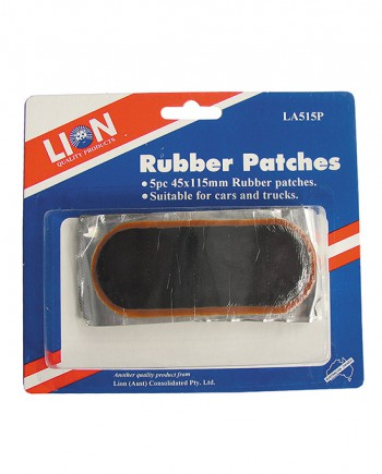 Rubber Patches