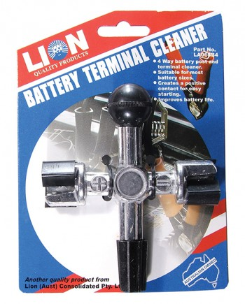 Battery Terminal Cleaner
