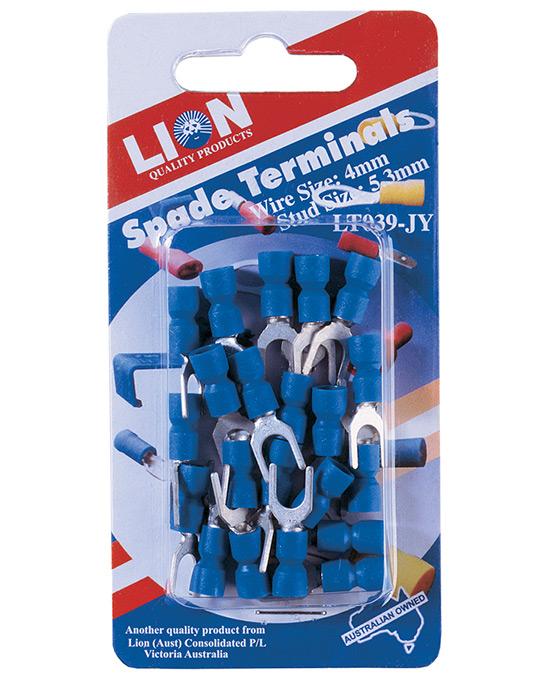 Spade Terminals
