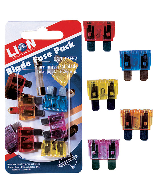 Blade Fuse Pack