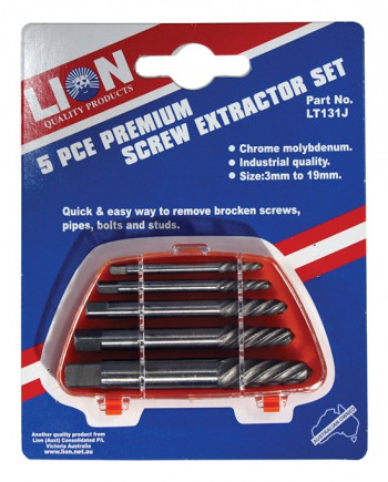 Screw Extractors