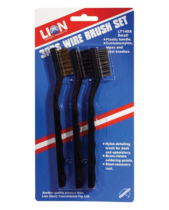 Wire Brush Set