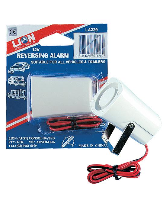 Reversing Alarm