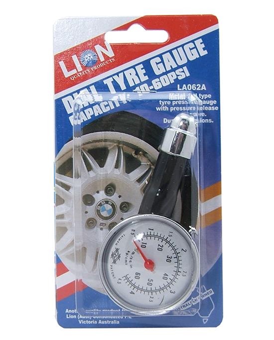 Tyre Gauge