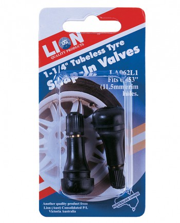 Snap in Valves