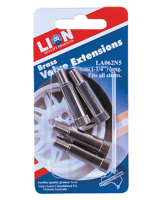 Tyre Valve Extensions