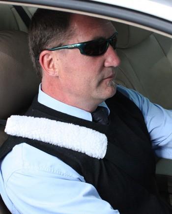 Seat Belt Pad