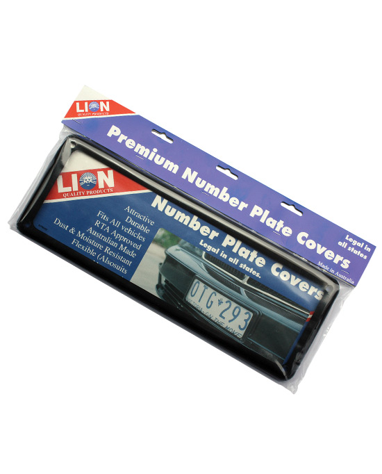 Number Plate Covers