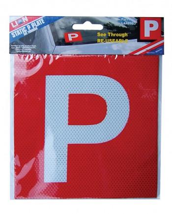 P Plates