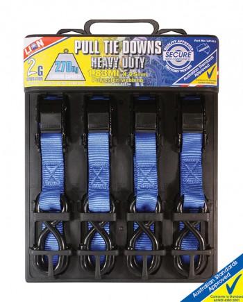 Pull Tie Down Set