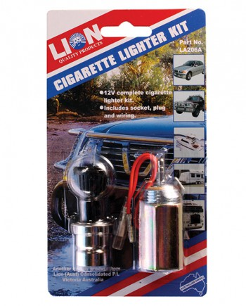 Cigarette Lighter Kit