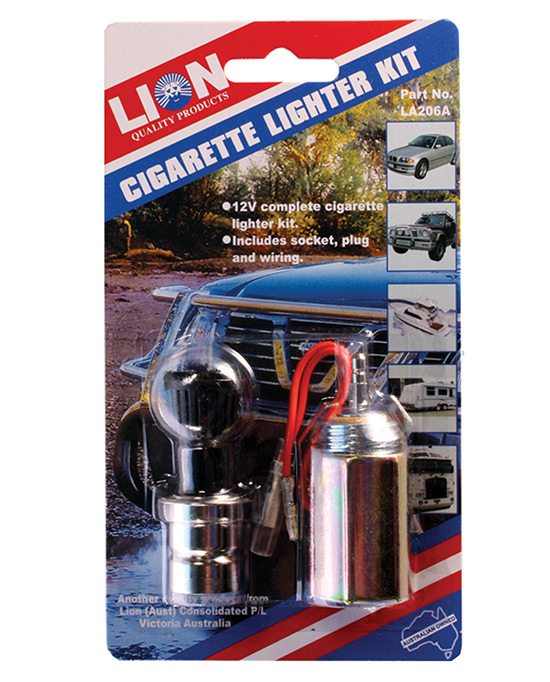 Cigarette Lighter Kit