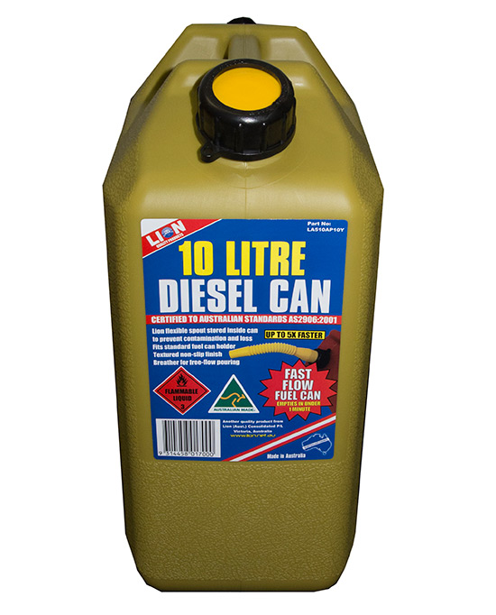 Fuel Container