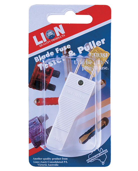 Blade Fuse Puller and Tester
