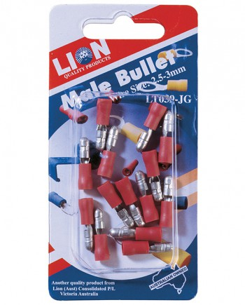 Female Bullet Terminals