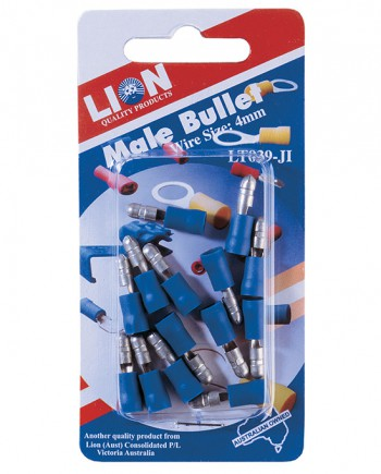Male Bullet Terminals