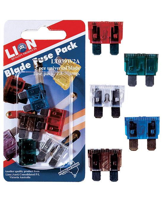 Blade Fuse Pack