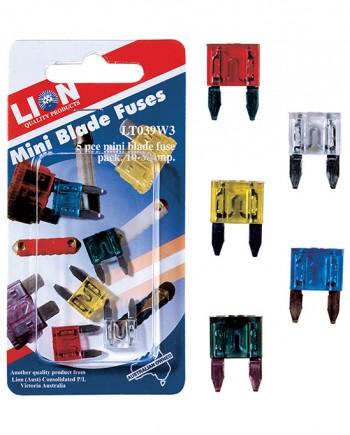 Mini Blade Fuse Pack