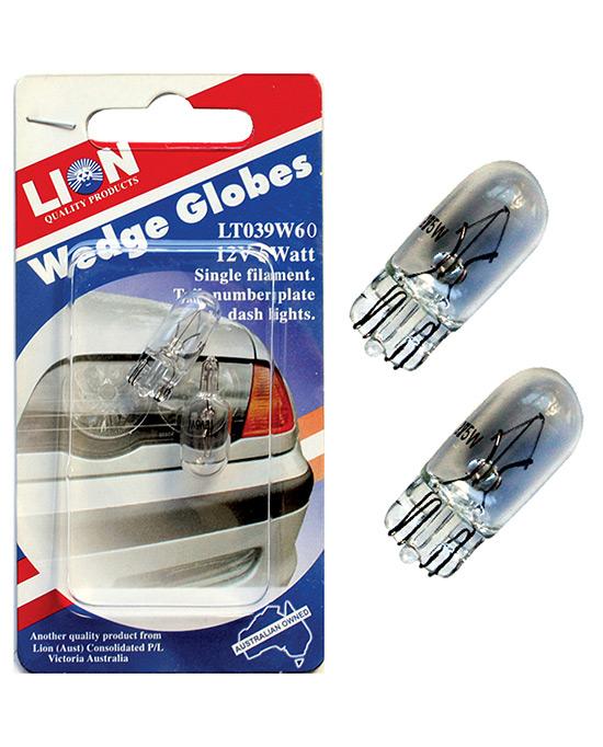 Wedge Globes