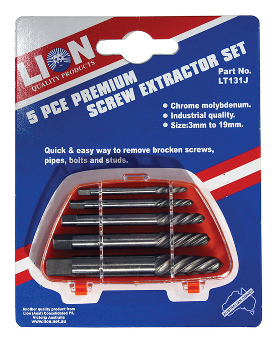 Screw Extractors