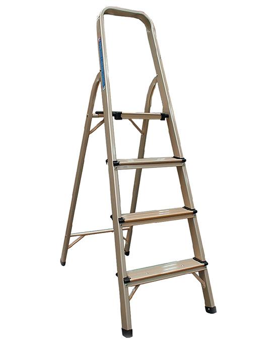 4 Step Aluminium Ladder